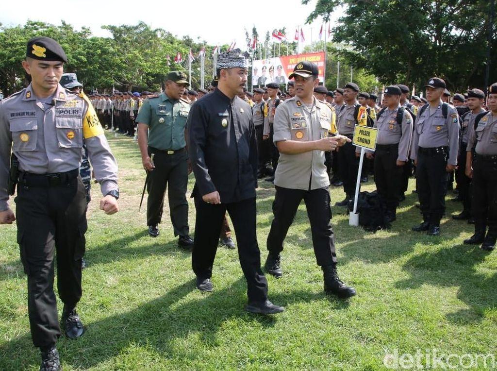 Polisi Banyuwangi Bentuk Satgas Anti Judi Pilkades