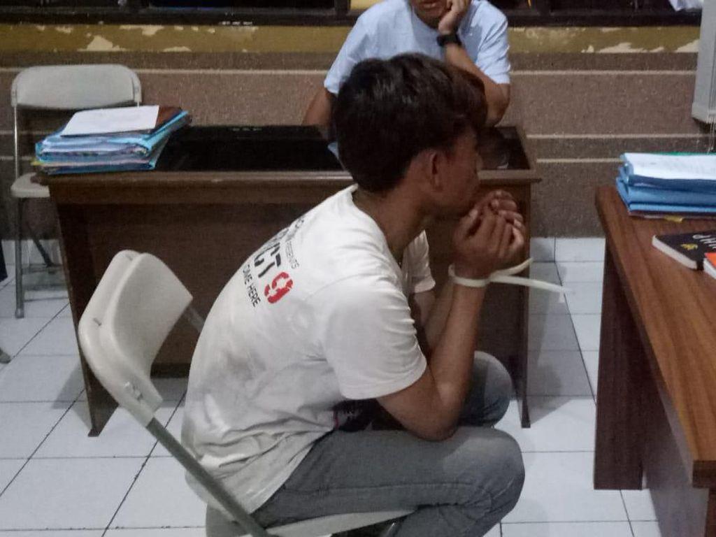 Jadi Tersangka, Penculik Bocah PAUD di Tasik Mengaku Mau Merawat Korban