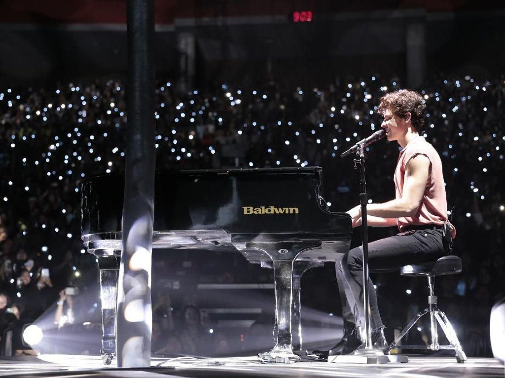 Shawn Mendes Kenang Teman Dekat di Indonesia