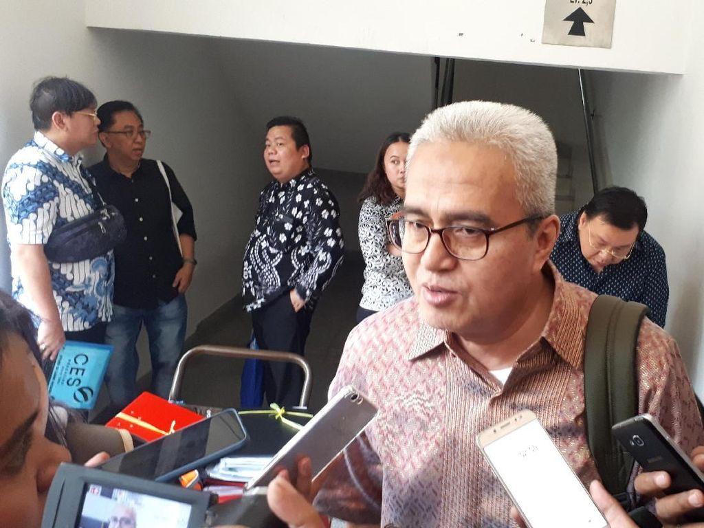 Didakwa Lakukan Penganiayaan Hakim, Desrizal Pengacara TW Ajukan Eksepsi