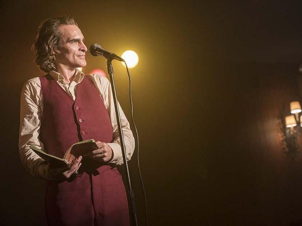 Joaquin Phoenix Dibayar Rp 742 M untuk 2 Sekuel Joker