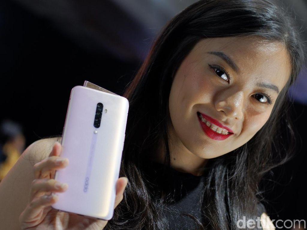 IDC: Oppo Kuasai Pasar Ponsel Indonesia