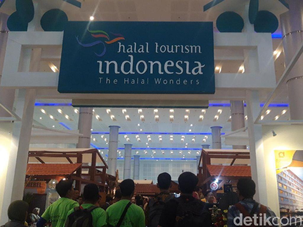 Wow, Ada Pameran Wisata Halal di Jatim Fair 2019