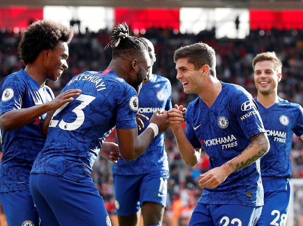 Chelsea Vs Newcastle: The Blues Jangan Lupa Cara Menang