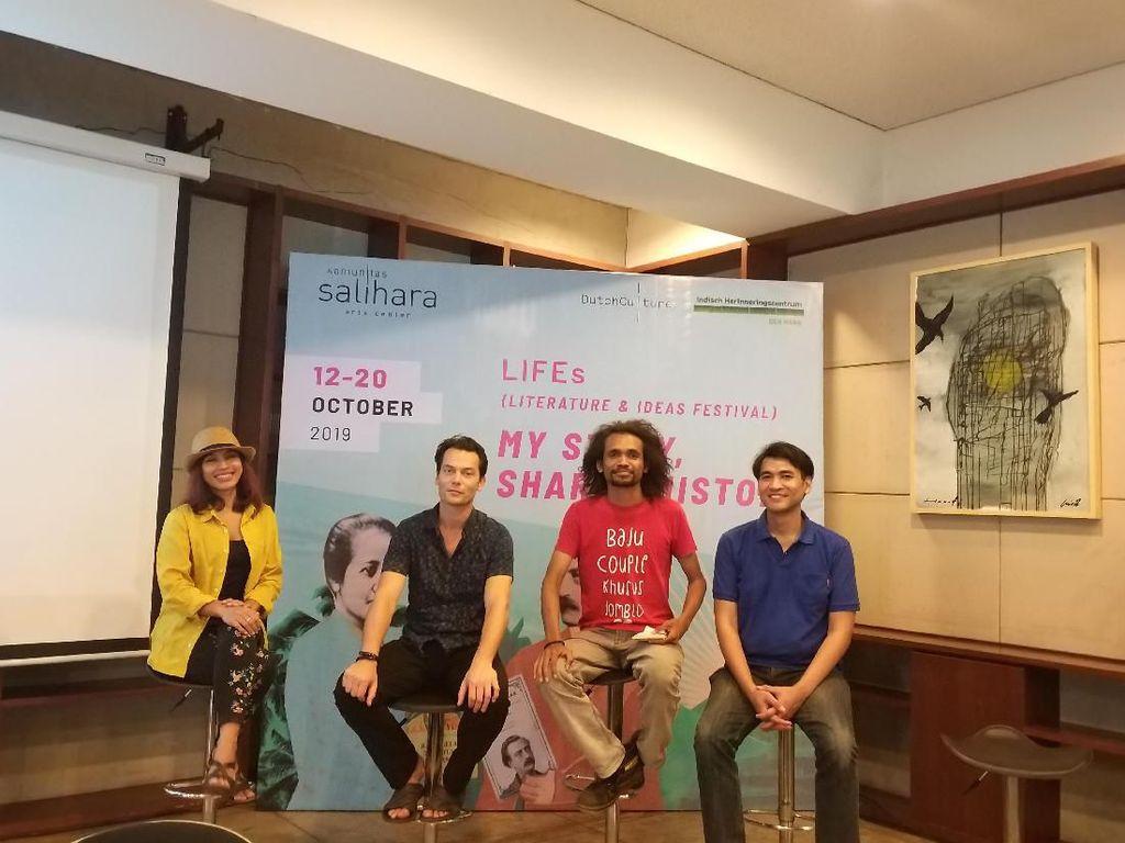 LIFEs 2019 Gaet Seniman dan Sastrawan Indonesia-Belanda