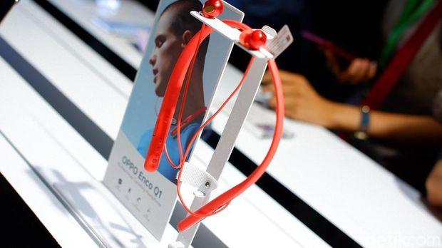 Oppo Enco Q1, Headphone Wireless dengan Peredam Bising Rp 1 Jutaan