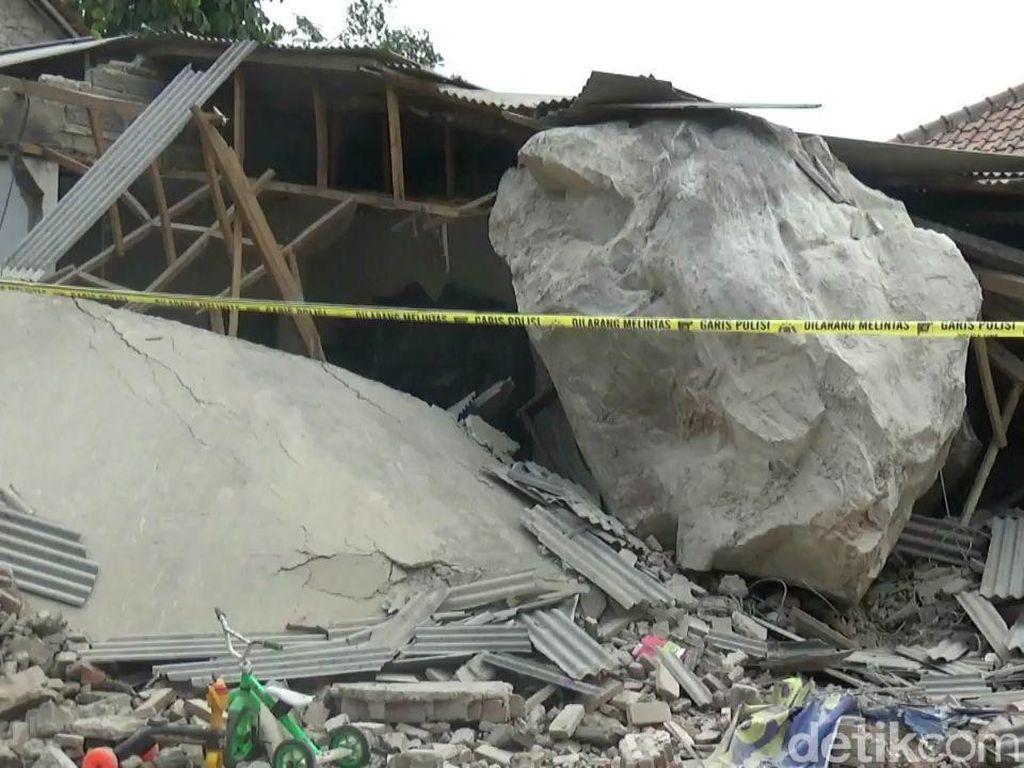 Polisi Duga Ada Kesalahan SOP Saat Ledakan Tambang di Purwakarta