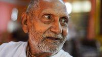Bikin Heboh, Pria Asal India Ini Berusia 123 Tahun