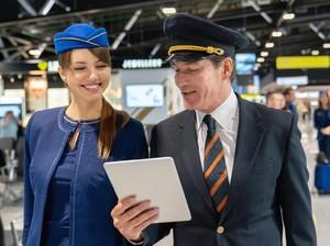 Maskapai Ini Wajibkan Pilot Rangkap Tugas Jadi Pramugari