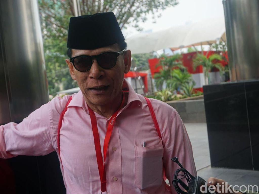 Tas Merah Rizal Djalil di KPK, Apa Isinya?
