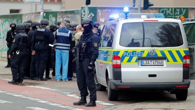 Berita Polisi Tangkap Pelaku Penembakan di Depan Sinagog di Jerman Jumat 5 Juni 2020