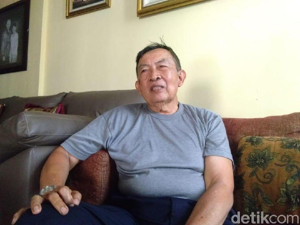 UGM Batalkan Kuliah Umum UAS, Ketua Takmir Masjid Kampus Buka Suara