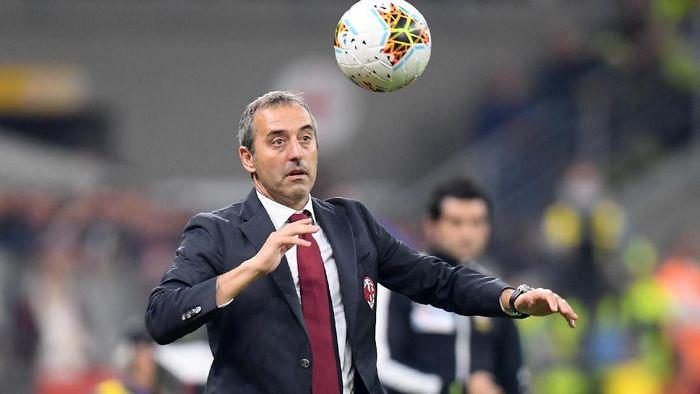 AC Milan harus memecat Marco Giampolo agar bisa keluar dari keterpurukan (Foto: Daniele Mascolo/Reuters)