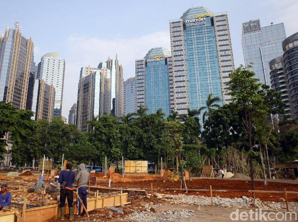 Indonesia akan Punya Central Park of Jakarta
