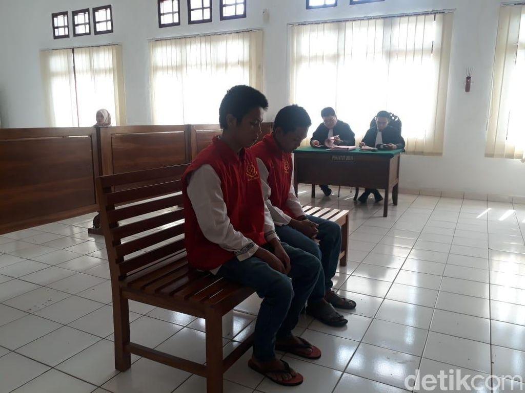2 Pembunuh dan Pemerkosa Calon Pendeta di Sumsel Dituntut Hukuman Mati