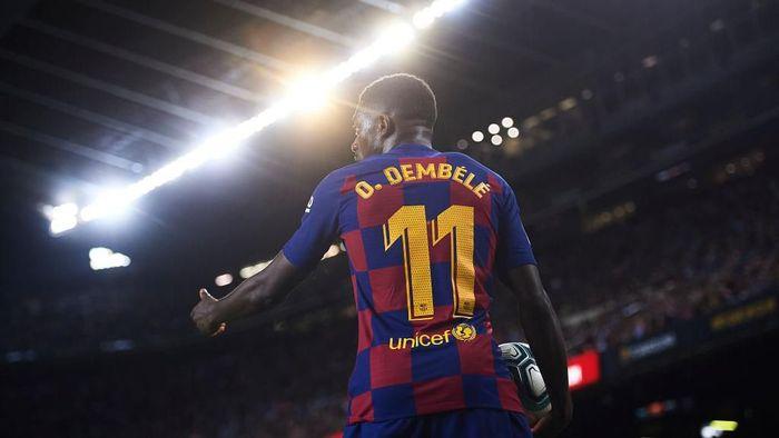 Rumor Transfer: Liverpool Tertarik Datangkan Ousmane Dembele