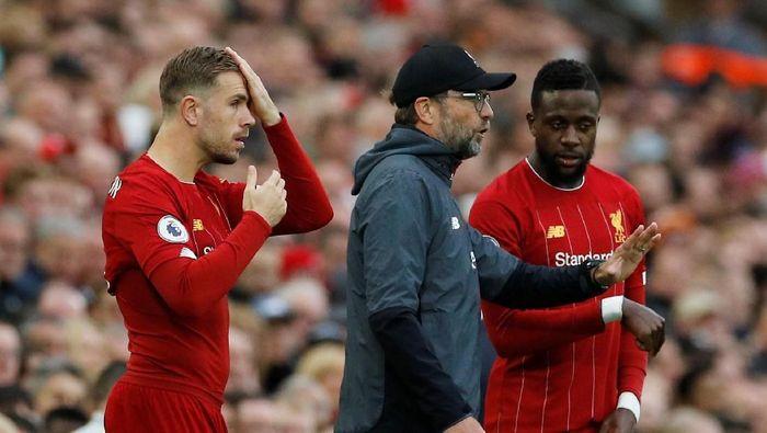 Liverpool dikabarkan menolak hotel pesanan FIFA di Qatar jelang tampil di Piala Dunia Antarklub 2019. (Foto: Phil Noble/Reuters)