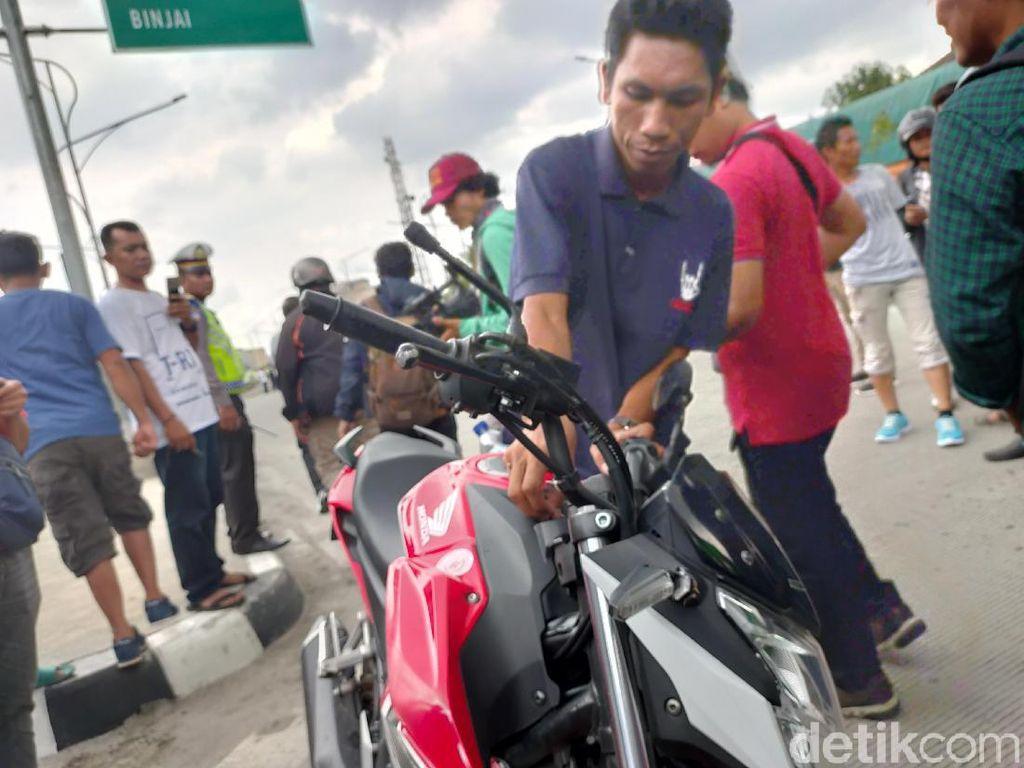 Perampok Aktivis Walhi yang Tewas di Medan Jual Laptop-HP