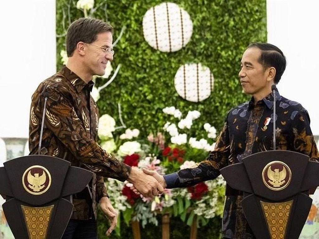 Serius Tapi Santai, Begini Kulineran Seru PM Belanda yang Baru Saja ke Indonesia