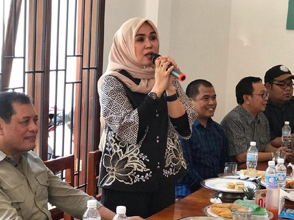 DPRD Sulsel Terima SK DPP Golkar yang Tunjuk Andi Ina Jadi Ketua