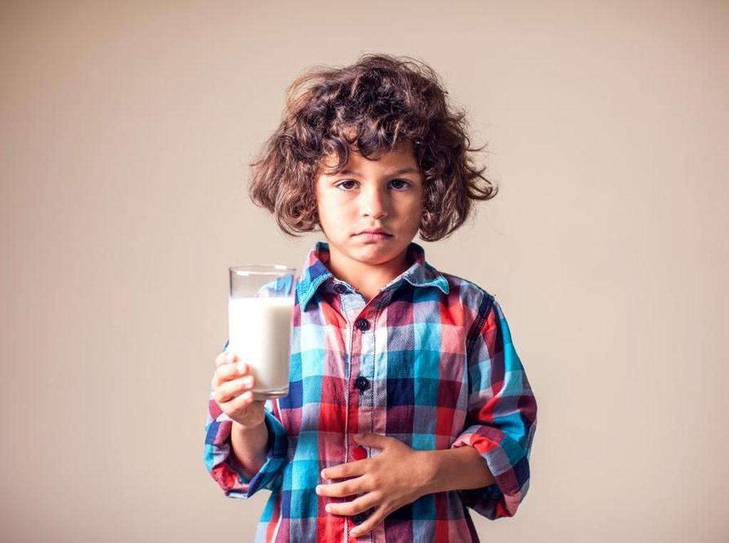 Mengenal Protein Hidrolisa Parsial, Susu Alternatif untuk Anak Alergi