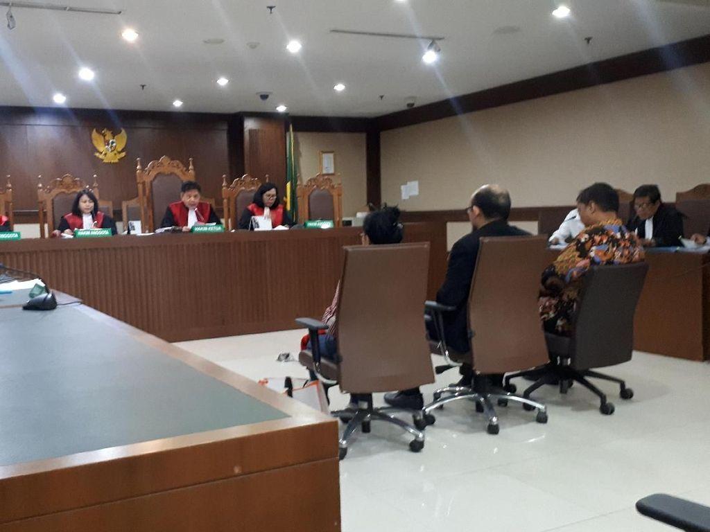 Jaksa KPK Cecar Miryam soal Perintah Cabut Keterangan di Sidang e-KTP