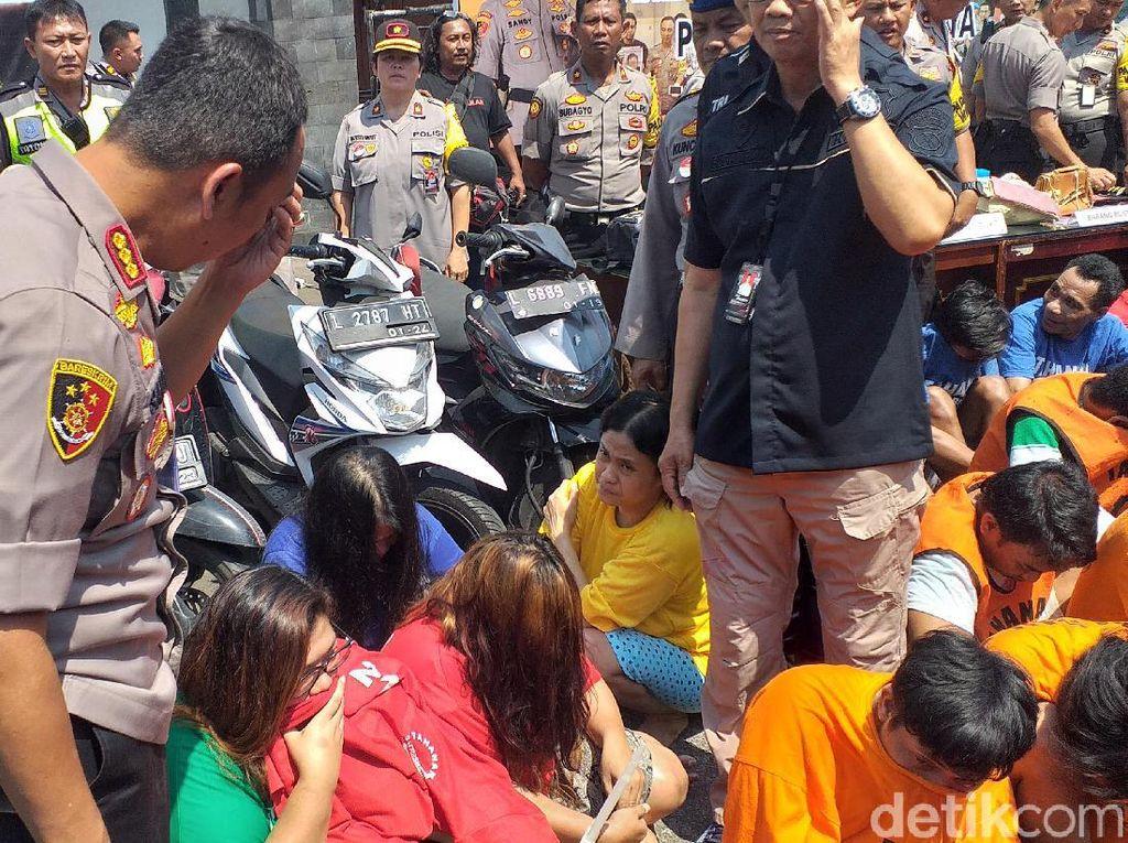 Jelang Pelantikan Presiden, Warga Surabaya Diimbau Saling Jaga Diri