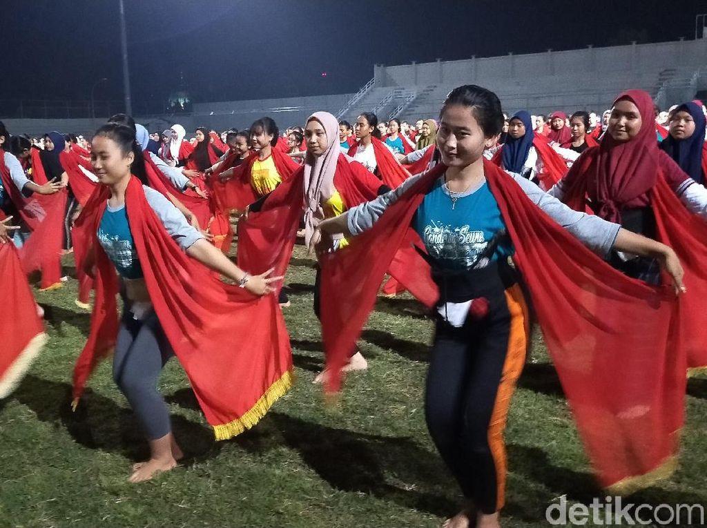 Festival Gandrung Sewu Tampil Beda, 60% Penarinya Baru!