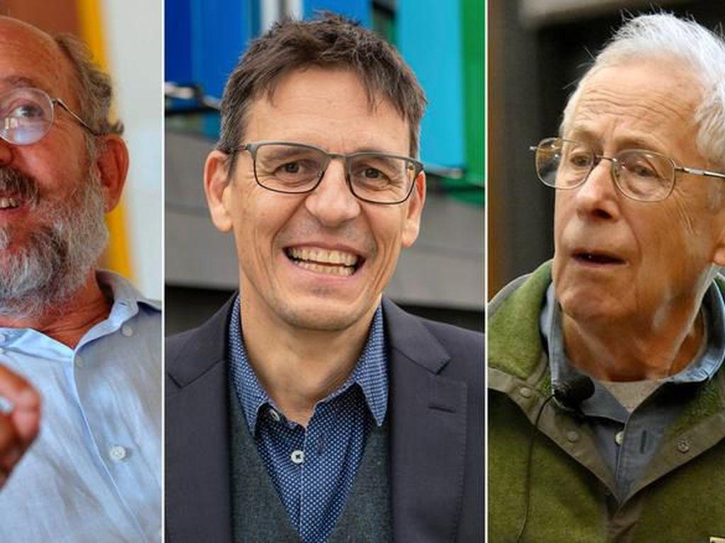 Penemu Exoplanet dan Teori Terbentuknya Semesta Raih Nobel Fisika