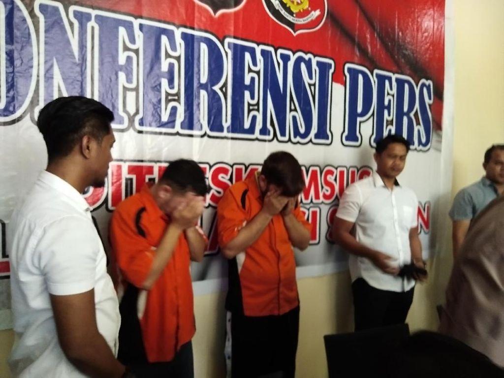Polisi Tangkap 2 WN Rumania Pembobol ATM di Makassar