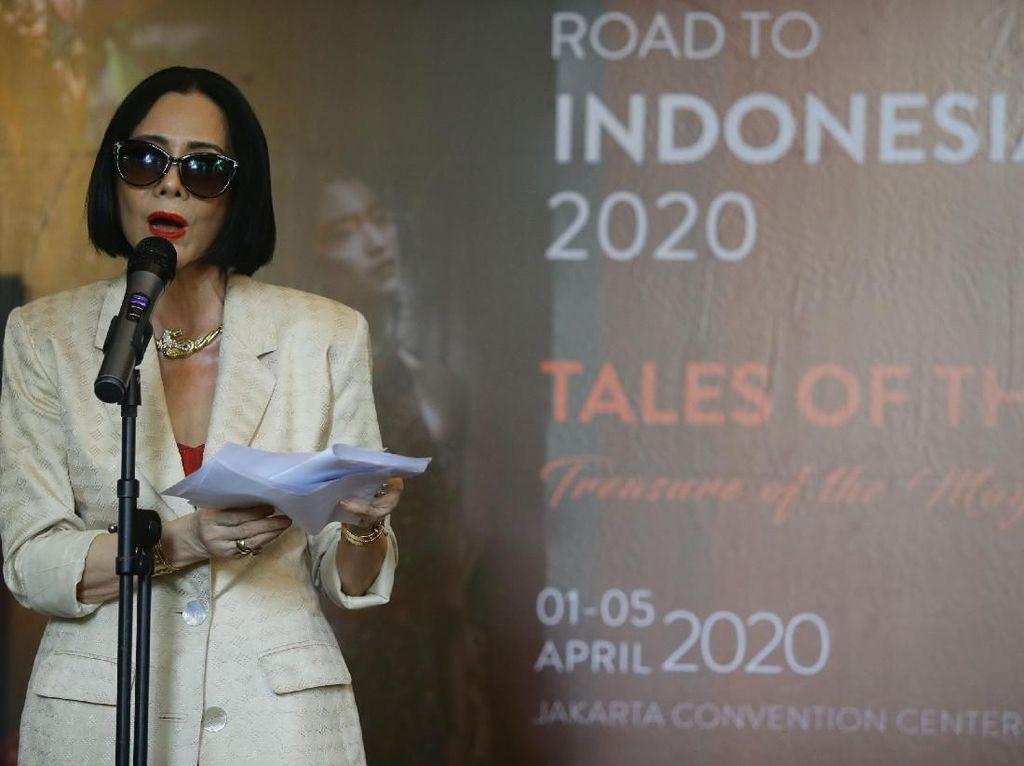 Indonesia Fashion Week 2020 Angkat Ragam Budaya Kalimantan