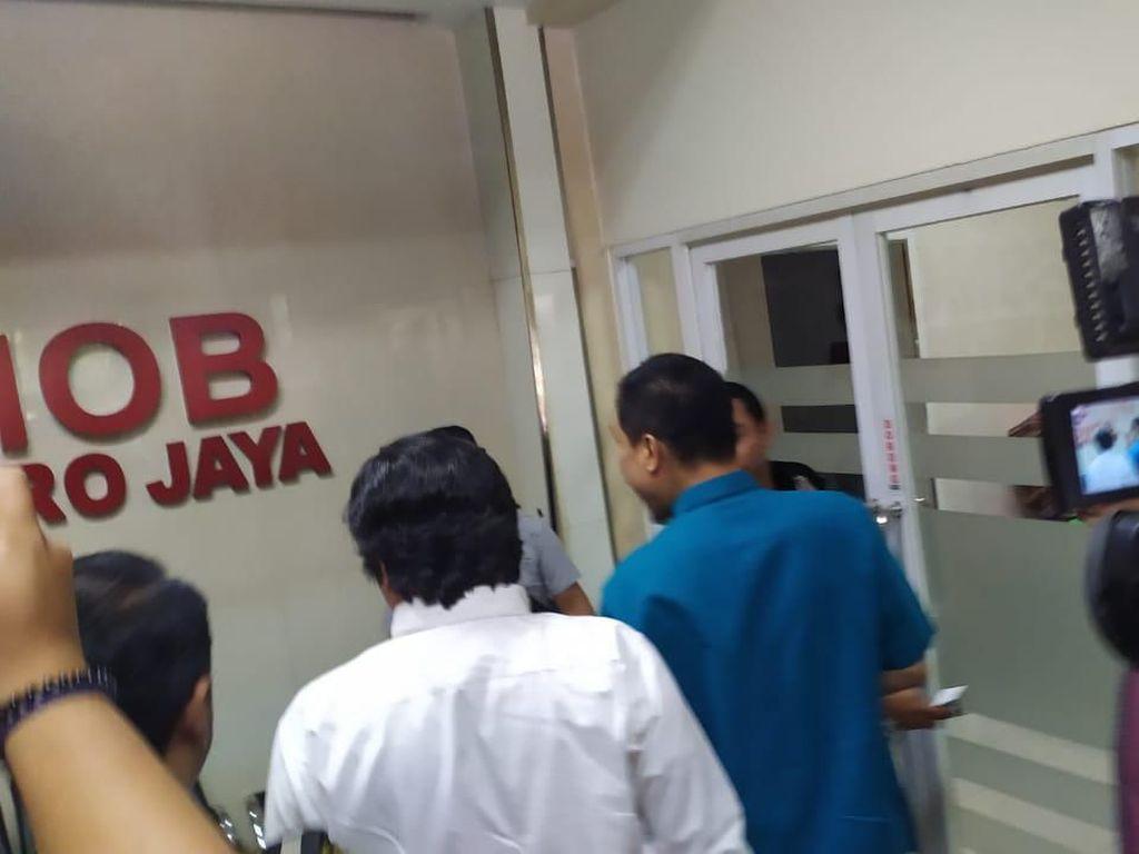 Pengacara Klaim Munarman-Tersangka Kasus Ninoy Cuma Konsultasi Hukum