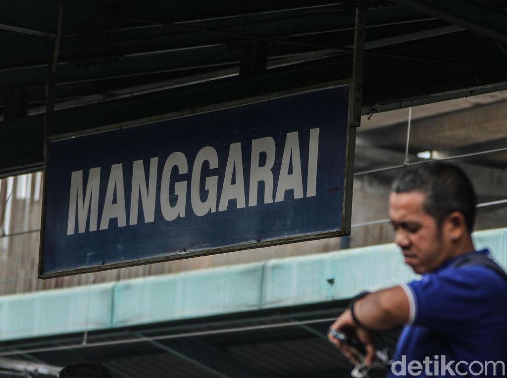 Rencana Manggarai Gantikan Gambir Sudah Dikaji dari 1985, Tapi...