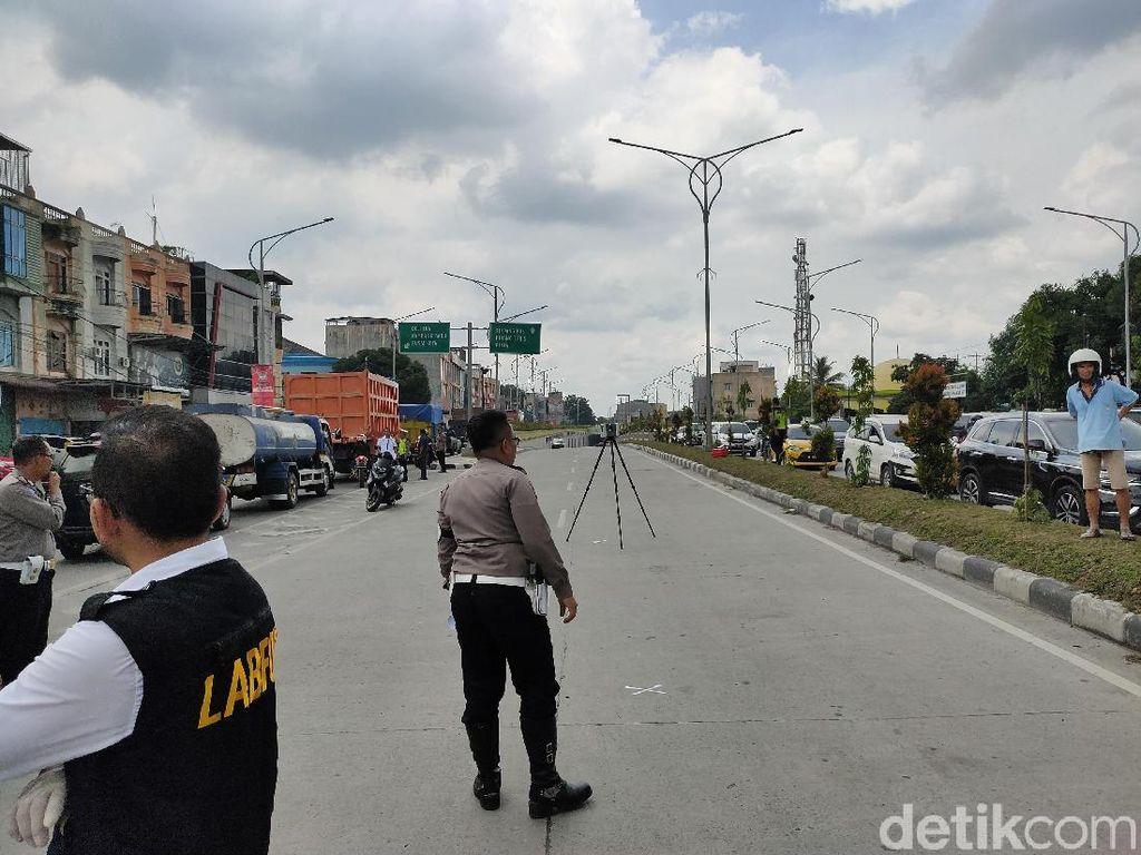 Polisi Pastikan Aktivis Golfrid Kecelakaan, Penyelidikan Disetop