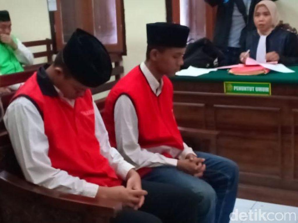 Dua Pemerkosa Siswi SMA di Surabaya Dituntut 8 Tahun Penjara