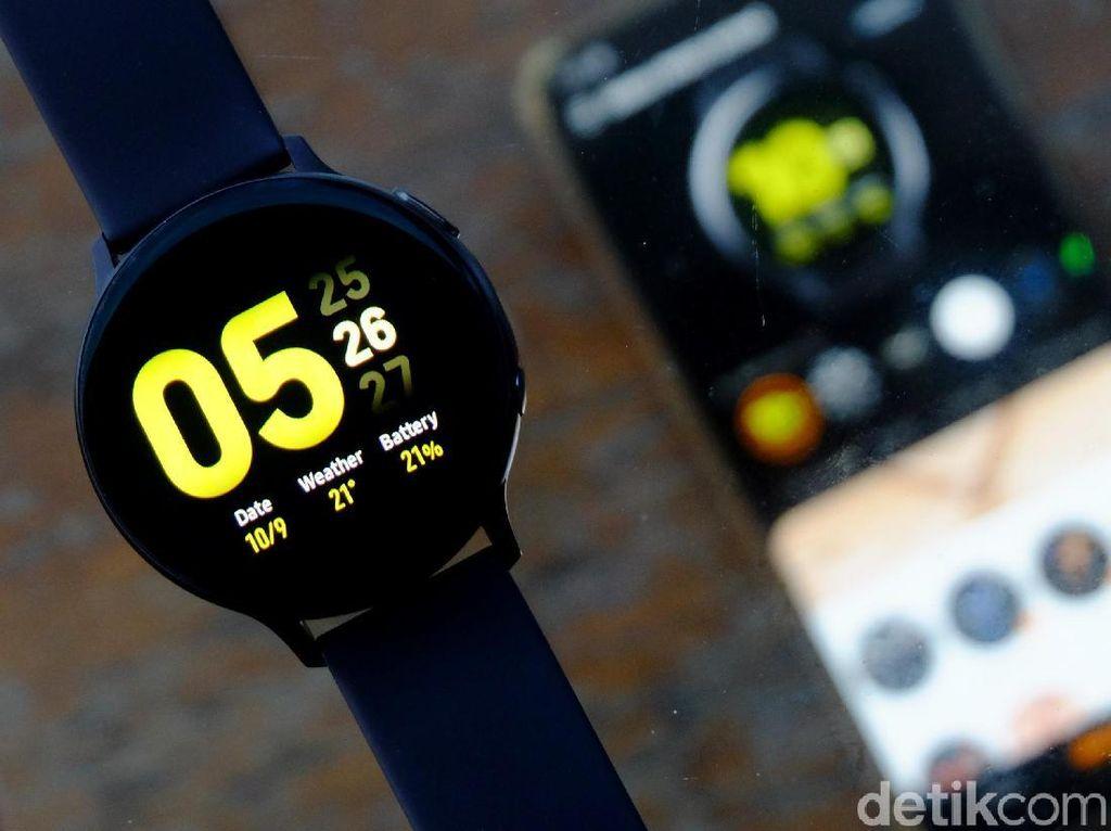 Samsung Siap-siap Pamer Smartwatch Baru di MWC 2021