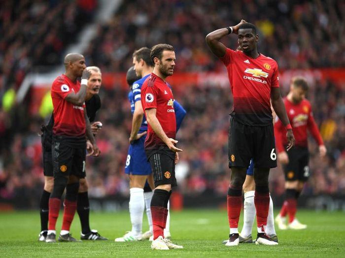 Juan Mata menilai Paul Pogba masih penting untuk Manchester United. (Foto: Shaun Botterill/Getty Images)