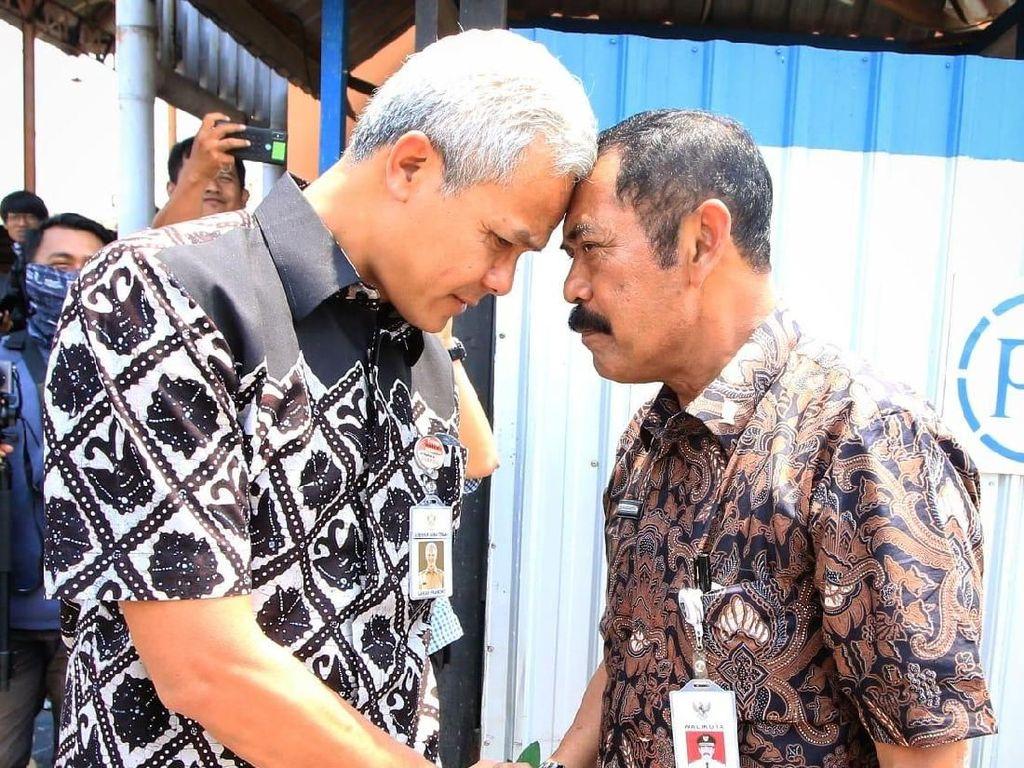 FX Rudy Jagokan Prananda Gantikan Megawati, Ganjar: Itu Urusan Kongres