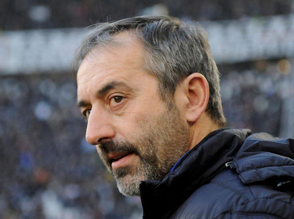 Giampaolo Korban ke-8 Kursi Panas Pelatih Milan