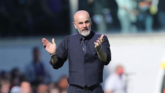 Stafeno Pioli, pelatih baru AC Milan. (Foto: Gabriele Maltinti/Getty Images)