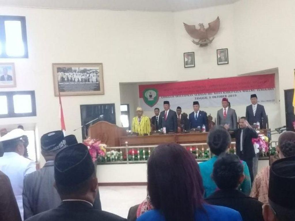 Kabupaten Maluku Tenggara Akan Berubah Nama Jadi Kepulauan Kei