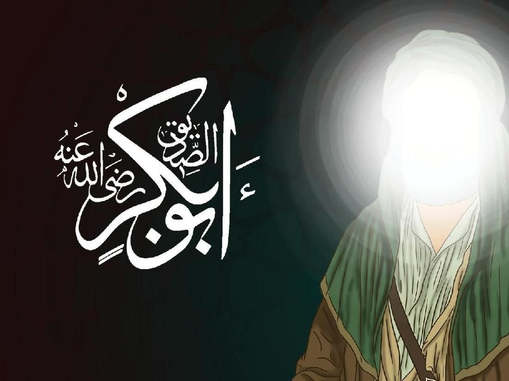 Abu Bakar, Pemimpin Terbaik yang Rela Berpakaian Penuh Tambalan