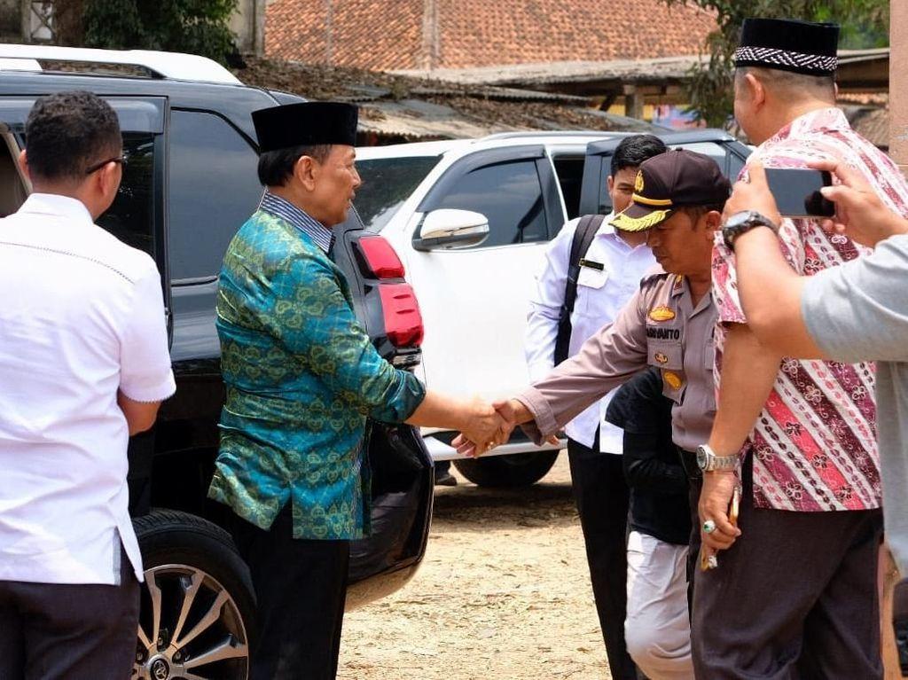 Anggota POM AU Juga Ditahan Gegara Postingan Istri soal Wiranto