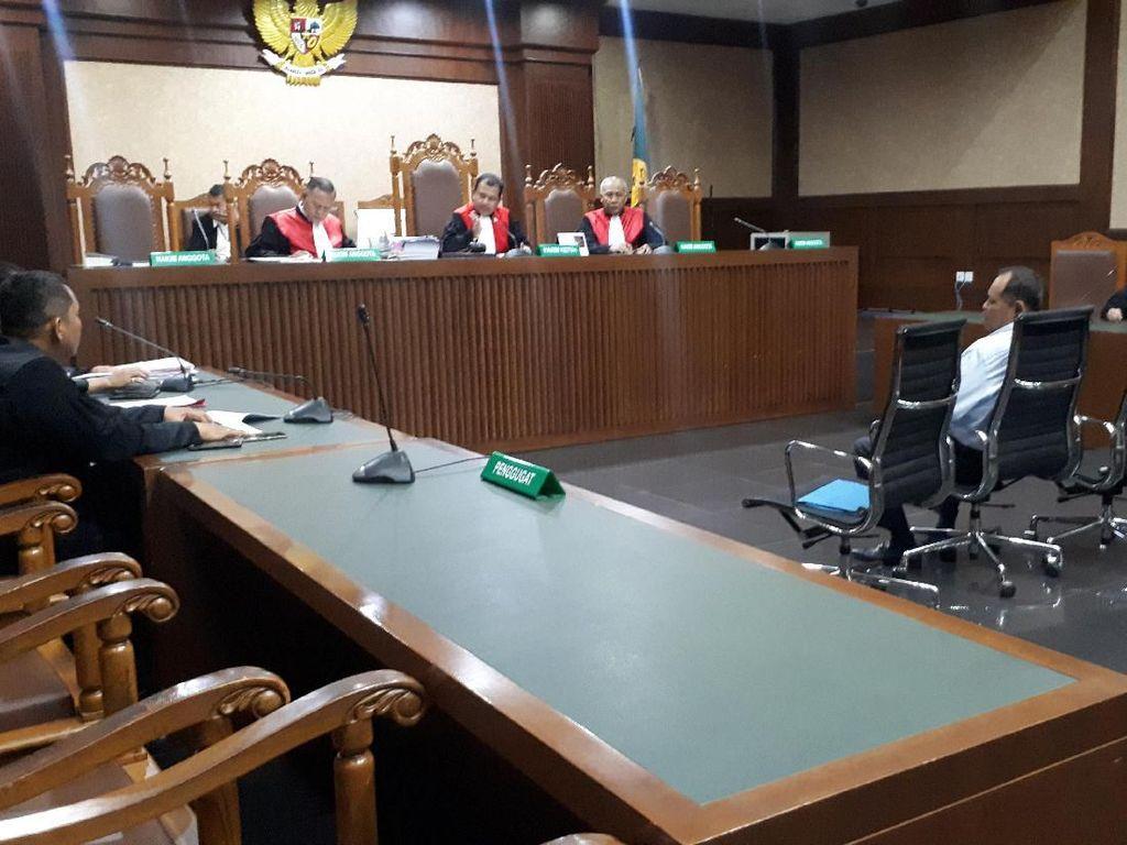 Jaksa Minta Hakim Tolak Eksepsi Habil Marati