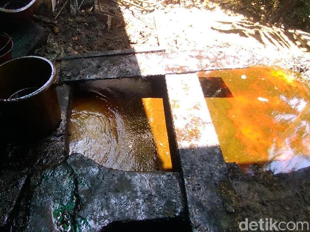 Volume Semburan Minyak dan Air di Surabaya Meningkat