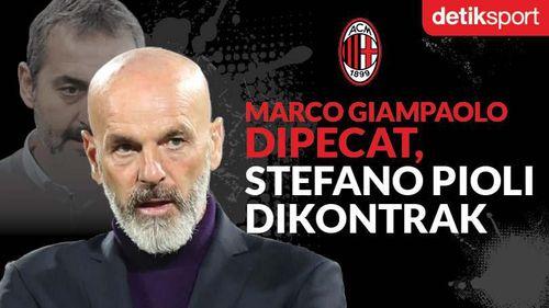 AC Milan: Dari Giampaolo ke Pioli