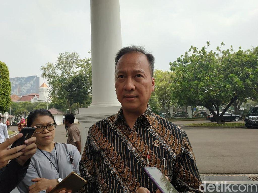 Menperin ke Kemendag: Tutup Izin Impor Cangkul!