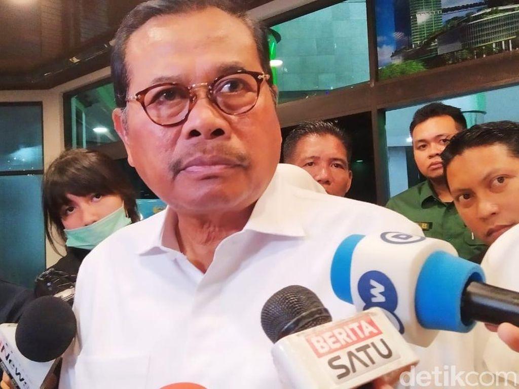 Jaksa Agung Cerita Kondisi Wiranto: Sudah Bisa Diajak Ketawa