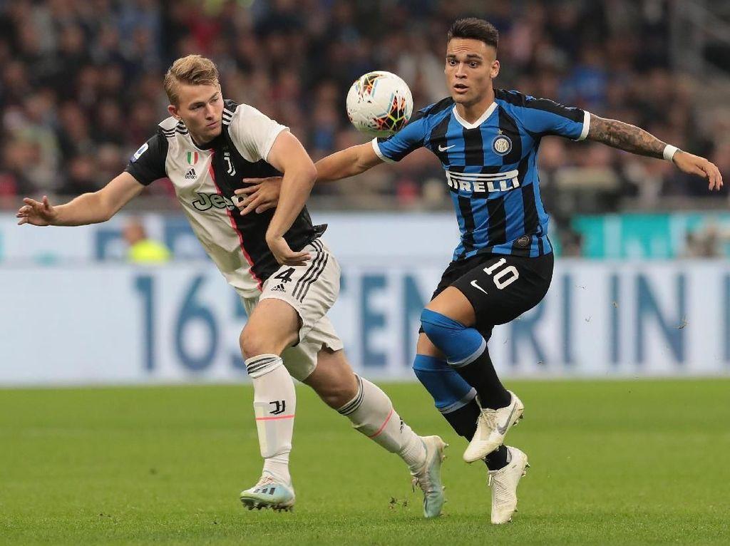 Kekalahan dari Juventus Jadi Pelecut untuk Inter