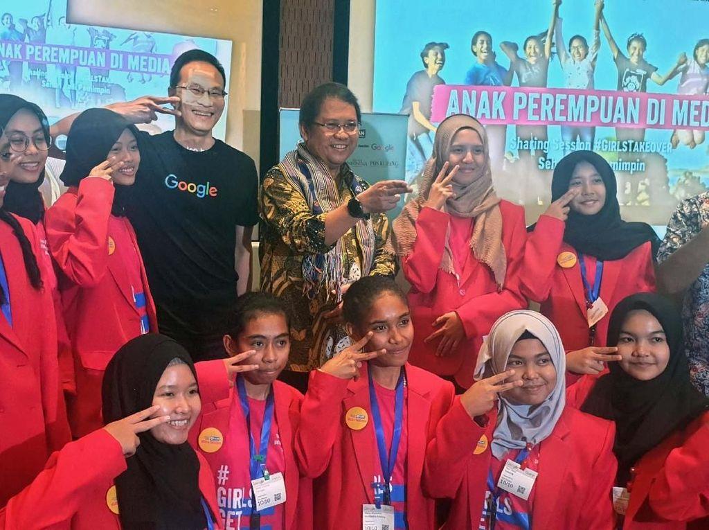 5 Anak Perempuan Jadi Menteri, Dubes dan Pemimpin Redaksi Dalam Sehari